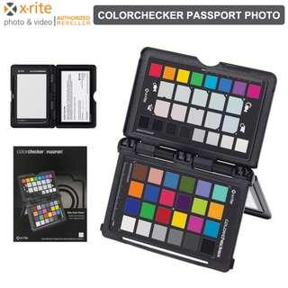 🚚 X-Rite ColorChecker Passport Photo