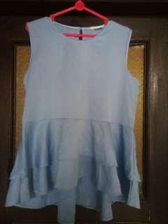 This is april blue top