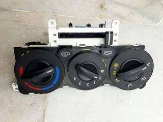 Hyundai Get Aircond Switch Panel