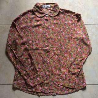 Giyomi pattern shirt