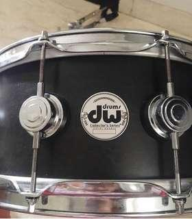 DW snare 14x6' collector series