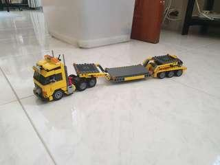 🚚 Lego Heavy Loader 7900
