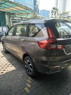 All new ertiga GX minor change