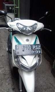 Mio tahun 2011 Pajak panjang surat surat komplit mesin standar minat:082313130299