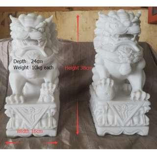 Foo Dogs – Chinese Guardian Lions