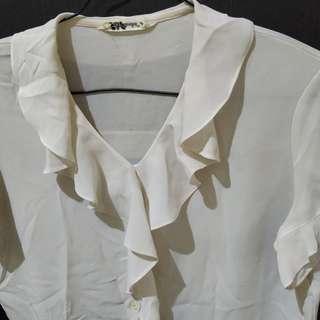 Blouse Broken White