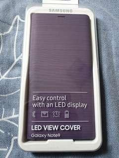 Samsung Galaxy Note 9 LED View Cover