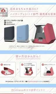 🚚 日本TAKARA TOMY/ Printoss智慧型手機相印機(不含相紙)/TPJ-03SA