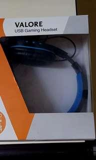 Valore USB gaming headset