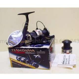 Team Daiwa TD1355H Set