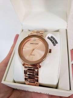 Anne Klein Diamond Collection Watches 💖