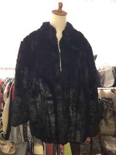 Jaket Coat Winter Bulu