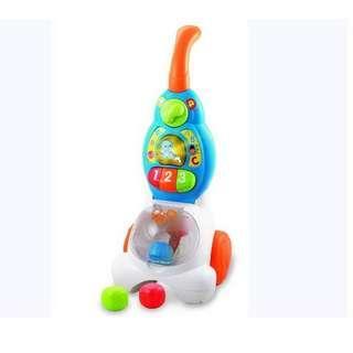 99%新 VTech BB吸塵機玩具
