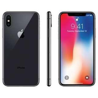 🚚 iPhone X Space Gray 256GB (with warranty)