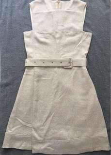 Saturday Club dress in Natural colour size XS