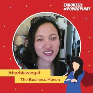Meet Barbie, Carousell #PowerPinay