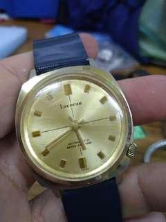 Vintage Lucerne Gent Watch