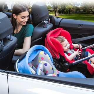 Three-Point Harness Newborn Baby Car Seat