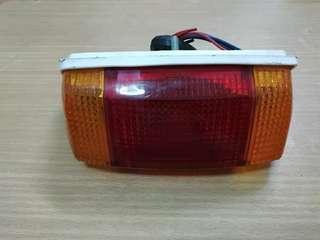 LAMPU BLKG BARU BUKAN ORI KAWASAKI MAX100 (ADA CRACK SIKIT)