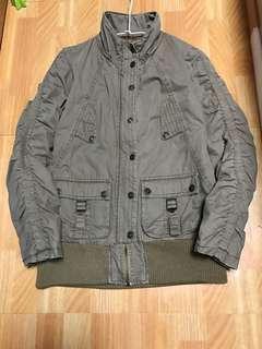 🚚 鋪棉防風外套 復古軍外套 風衣外套