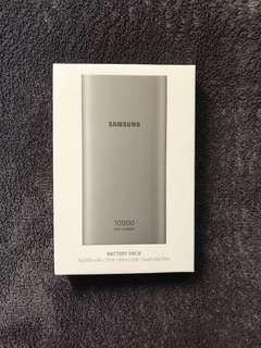 Samsung 10,000 mAh Fast Charge Battery Pack