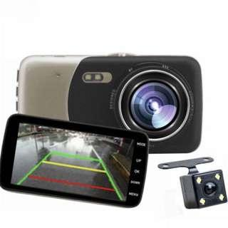 🚚 Car Camera - Dual Lens/Channel
