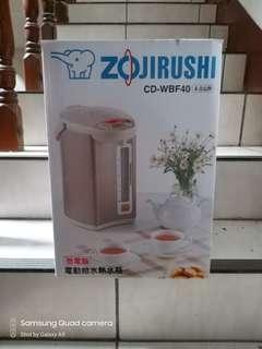 🐘🐘象印電動熱水瓶4段溫控4公升