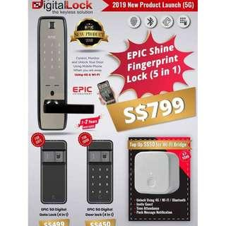 New!!! Epic Shine & Epic 5G for HDB Door & Gate