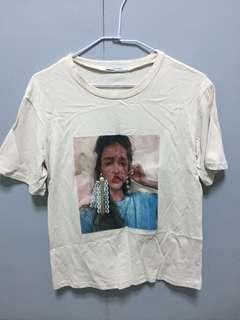 🚚 韓國衣服店購入 短袖T恤 上衣