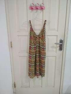Jumpsuit Motif Good Cond