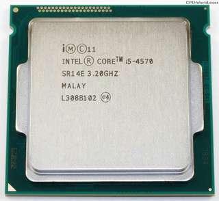 🚚 i5 4570 CPU