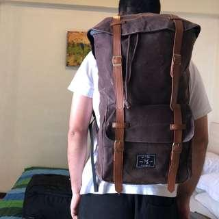 Backpack Canvas 35L