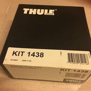 Thule Kit 1438 for Toyota Camry 4 door Sedan 2006 Brand New!