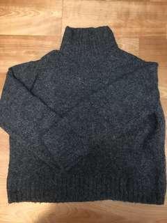 🚚 黑色超好搭毛衣