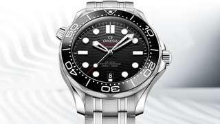 Like New 2019 Omega Seamaster Professional 300m Diver. Local AD Full Set.
