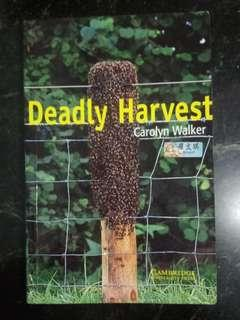 🚚 Deadly Harvest (Cambridge English Readers Level 6)原文小說/英文閱讀用書