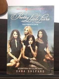 Novel Pretty Little Liar Sara Shepard