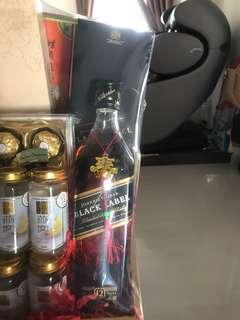 Johnny Walker Black Label Whisky