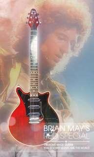 Burns Brian May Red Special