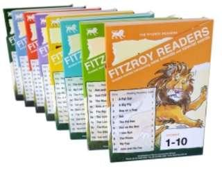 Brand New Fitzroy readers full complete set