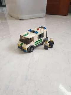 🚚 Lego Prisoner Transport 7245