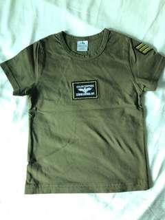 🚚 ArmyGreen T-shirt