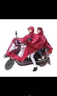 Raincoat double