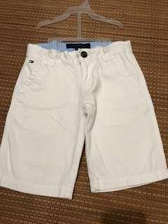 Toddler White Shorts