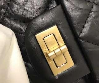 Protective Film For Chanel 2.55 Gold Hardware