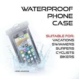 Waterproof Phone Pouch Case Wallet Cover Underwater Swimming