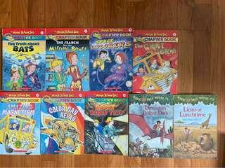 🚚 Magic Tree House Collection