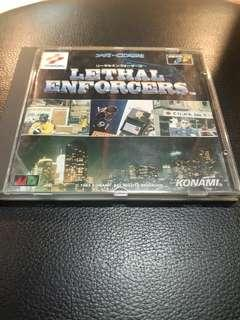MD CD rom Lethal Enforcers