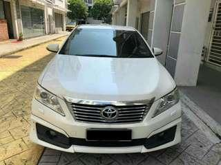 2013 USED TOYOTA CAMRY 2.0G (A)