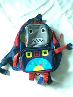 🚚 Kids School Bag